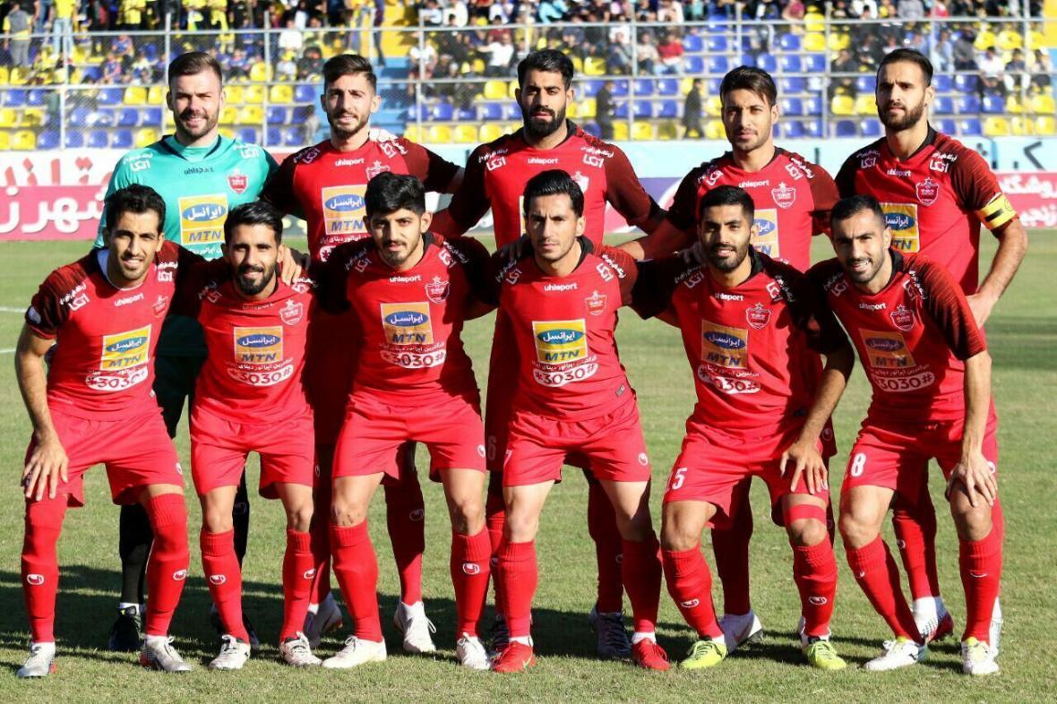 اعلام ترکیب پرسپولیس برای بازی با شهرداری ماهشهر