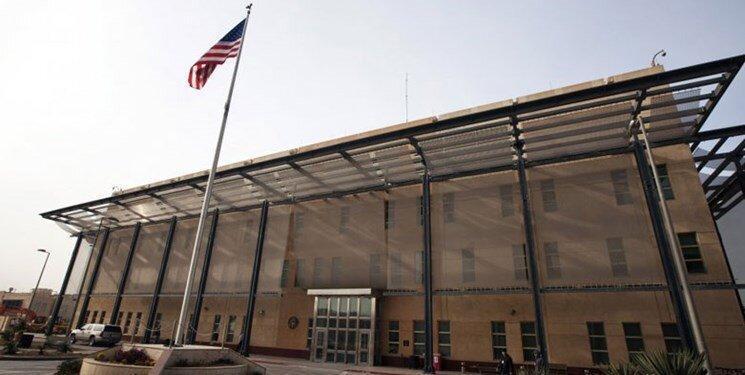 سفارت آمریکا در بغداد فعالیت های کنسولی خود را متوقف کرد