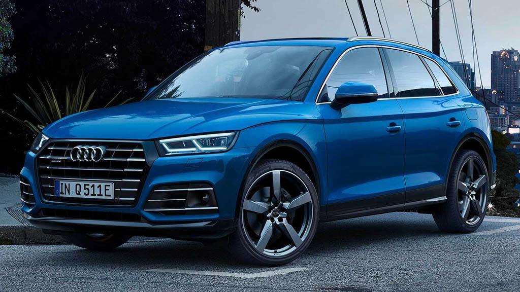 مشخصات فنی خودرو آئودی Q5 پلاگین هیبریدی 2020