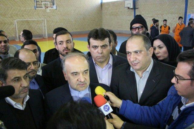 هر ایرانی 1.5 متر فضا برای ورزش دارد