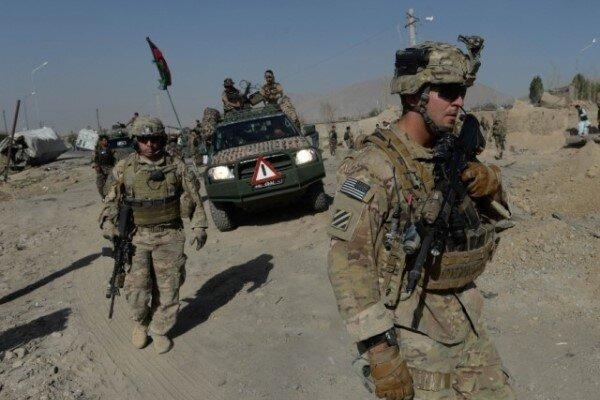 خروج تروریست های آمریکائی از افغانستان شروع شد