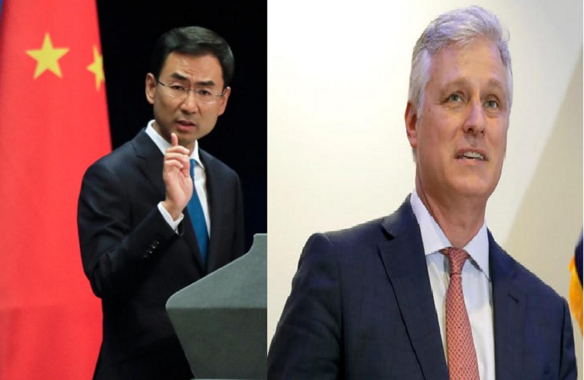 پکن: رفتار مقامات آمریکا درباره ویروس کرونا غیرمنطقی است