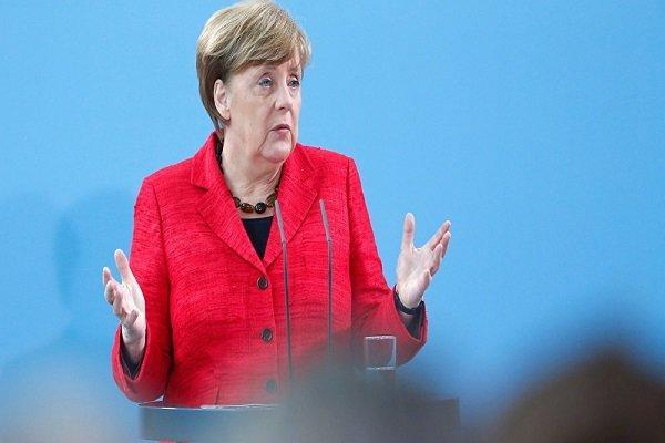 صدراعظم آلمان قرنطینه شد