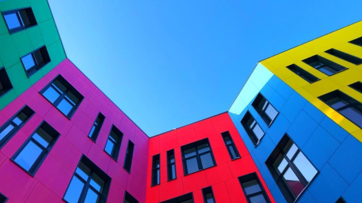 اصول طراحی نمای ساختمان ، چگونه می توانیم یک نمای خوب طراحی کنیم؟