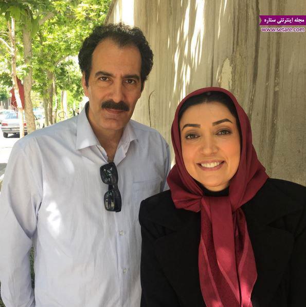 نگار عابدی و بهنام تشکر با خاطراتشان