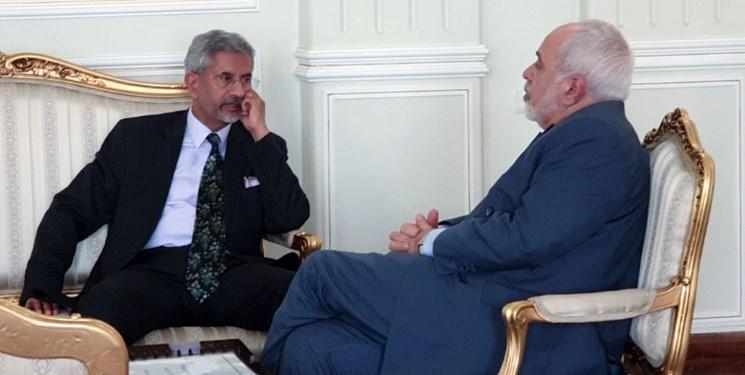 تحولات افغانستان، تحریم های آمریکا و کرونا محور گفتگوی تلفنی ظریف و وزیر خارجه هند