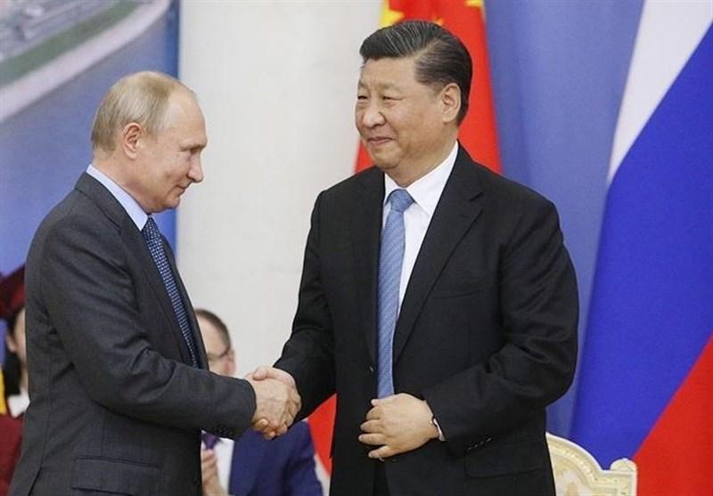 رایزنی تلفنی سران روسیه-چین؛ پوتین از اقدامات پکن در مبارزه با کرونا تمجید کرد