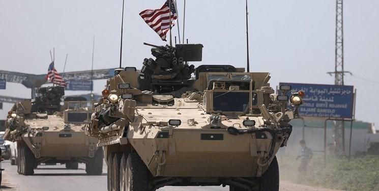 آمریکا یک کاروان احتمالا حامل عناصر داعش را به سوریه انتقال داد