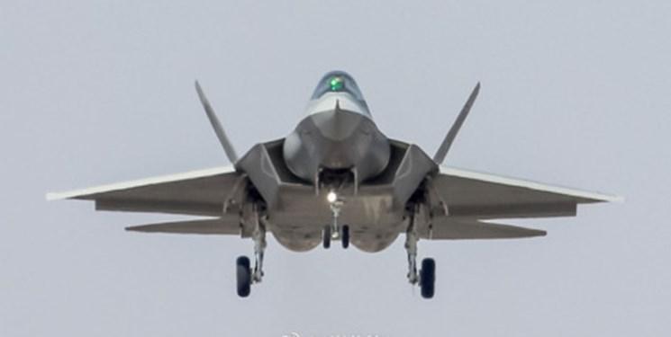 جنگنده پنهانکار جدید چین چندی دیگر عملیاتی خواهد شد