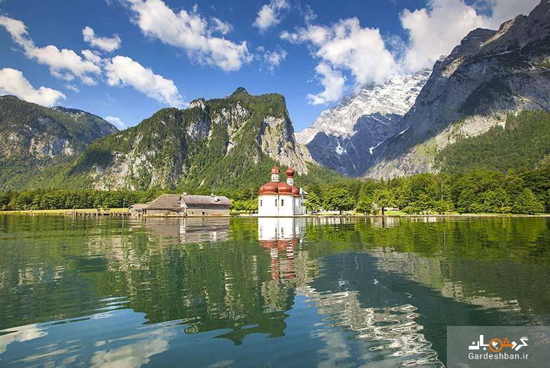 بهترین مسیرهای جاده ای برای گردش در اتریش، عکس
