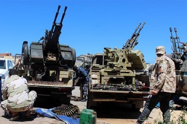 امارات سلاح های خریداری شده از دانمارک را به لیبی ارسال می نماید