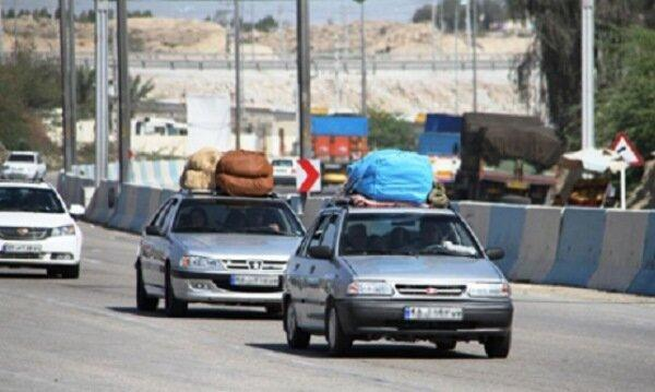 مردم خرداد امسال چقدر سفر رفتند؟