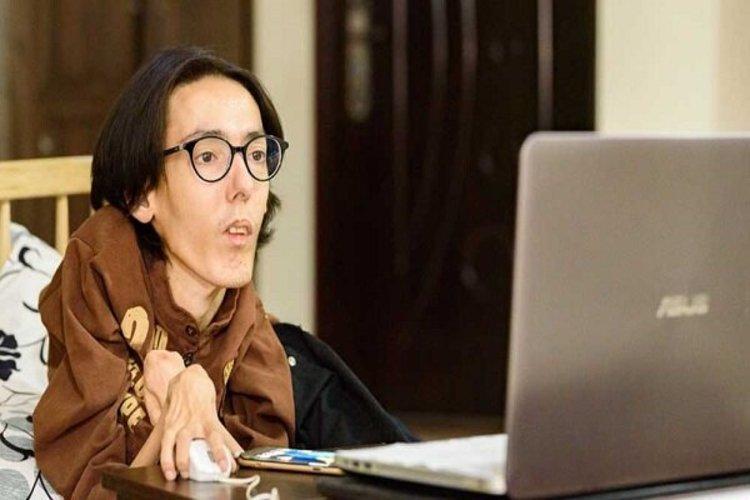 یک جوان ایرانی در بین 10 فرد تأثیرگذار جهان
