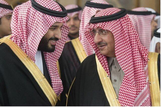 روابط واشنگتن با 2 شاهزاده
