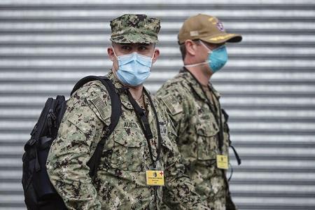 استفاده از فناوریهای پوشیدنی در نیروی دریایی آمریکا برای رعایت فاصله گذاری اجتماعی