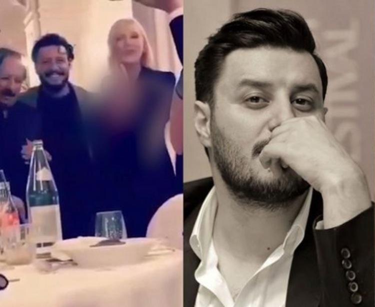 (ویدیو) ماجرای عکس یادگاری جواد عزتی با کیت بلانشت در ونیز