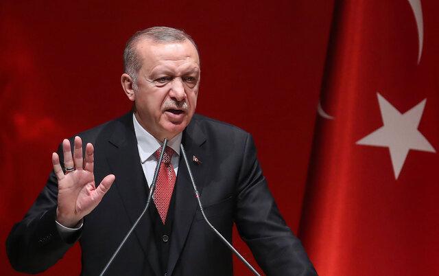 نشست شورای عالی نظامی ترکیه به ریاست اردوغان