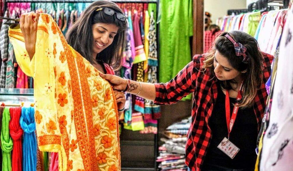 مراکز خرید دهلی در هند، جاذبه ای رنگارنگ و متنوع