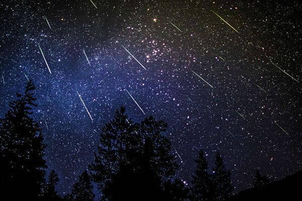 ویدئو ، امشب آسمان شهاب باران می شود ، اوج بارش دلتای دلوی