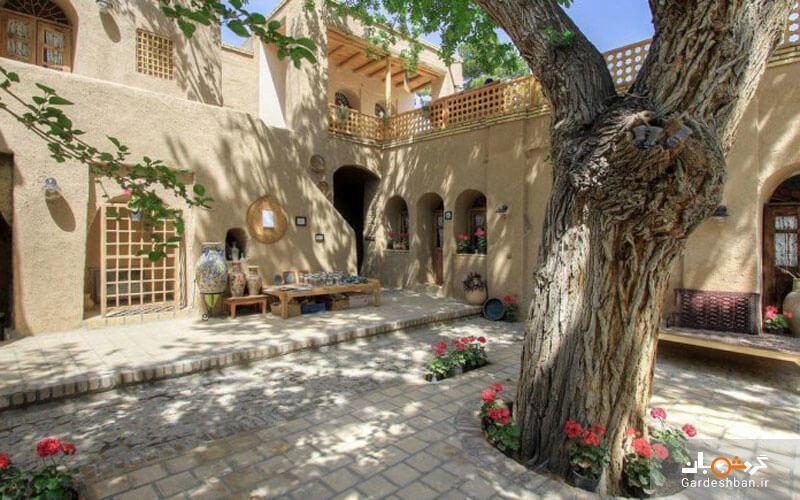 اقامتگاه سنتی توسلیان نطنز،میهمان تاریخ و سنت شوید