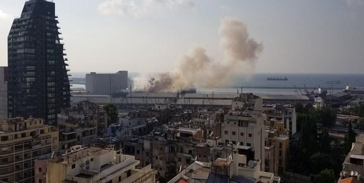 وزیر بهداشت لبنان: قربانیان انفجار بیروت به 78 کشته رسید