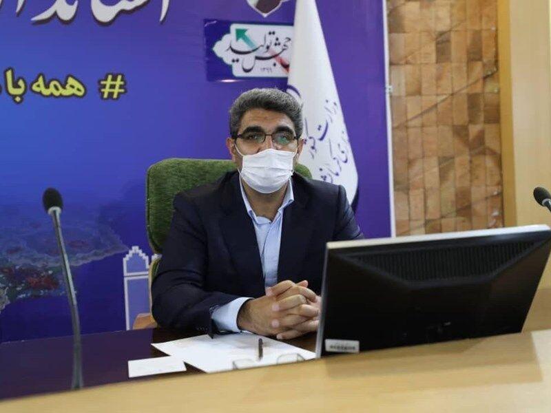 خبرنگاران آبی کردن 29 هزار هکتار اراضی دیم انقلابی در کشاورزی کرمانشاه است