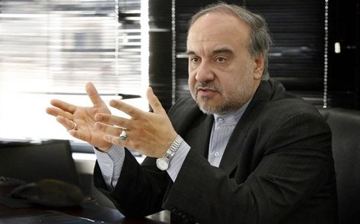 سفیر جدید جمهوری اسلامی ایران در قطر با سلطانی فر ملاقات کرد