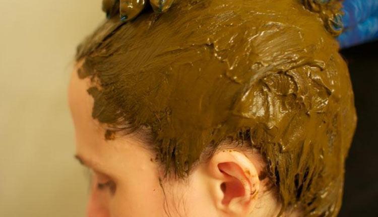 روش تهیه و استفاده از ماسک حنا و ماست برای مو
