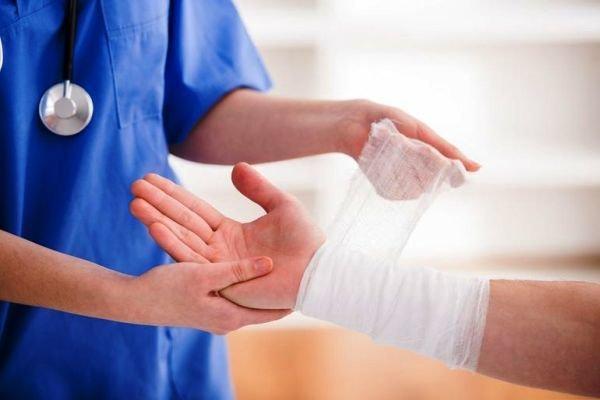 ساخت دستگاهی برای فراوری زخم پوش، جایگزینی برای پانسمانهای خارجی