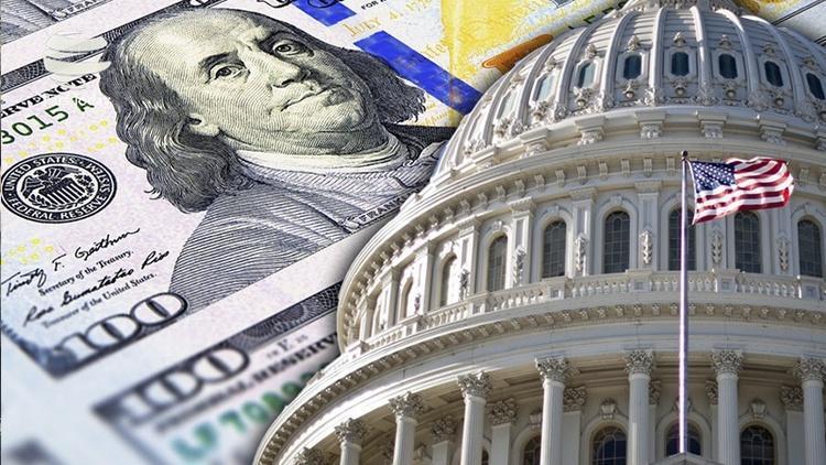 کسری بودجه آمریکا به 3 تریلیون دلار رسید