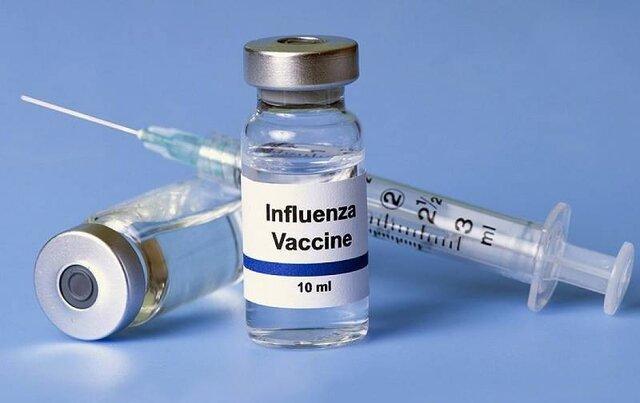 توزیع واکسن آنفلوآنزا در منطقه کاشان شروع شد
