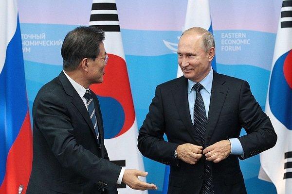 پوتین به کره جنوبی سفر می نماید