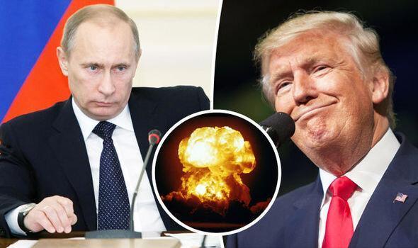 دستور ترامپ برای تقویت قوای هسته ای در بحبوحه بن بست با روسیه