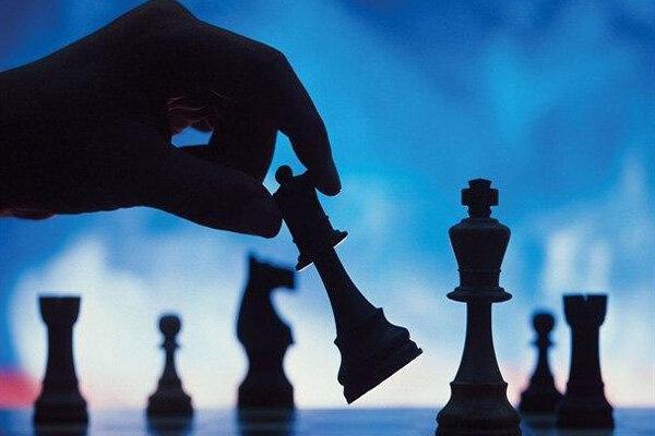 غول کشی بانوان شطرنج باز، باخت تیم اول مسابقات مقابل ایران