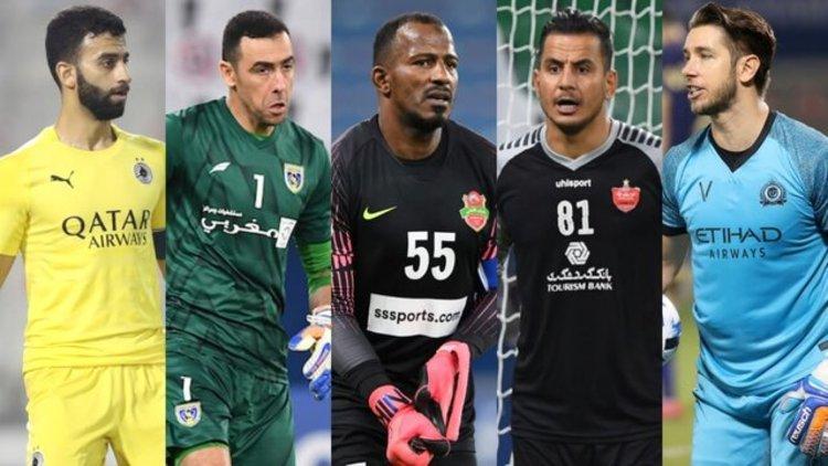 حامد لک نامزد بهترین دروازه بان لیگ قهرمانان آسیا شد