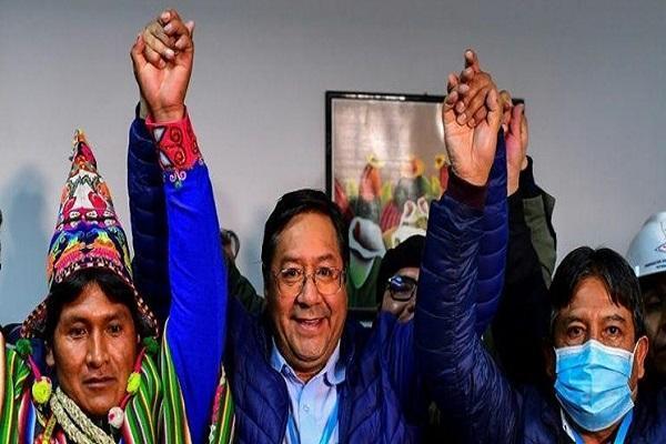 نامزد نزدیک به اوو مورالس رئیس جمهور بولیوی شد