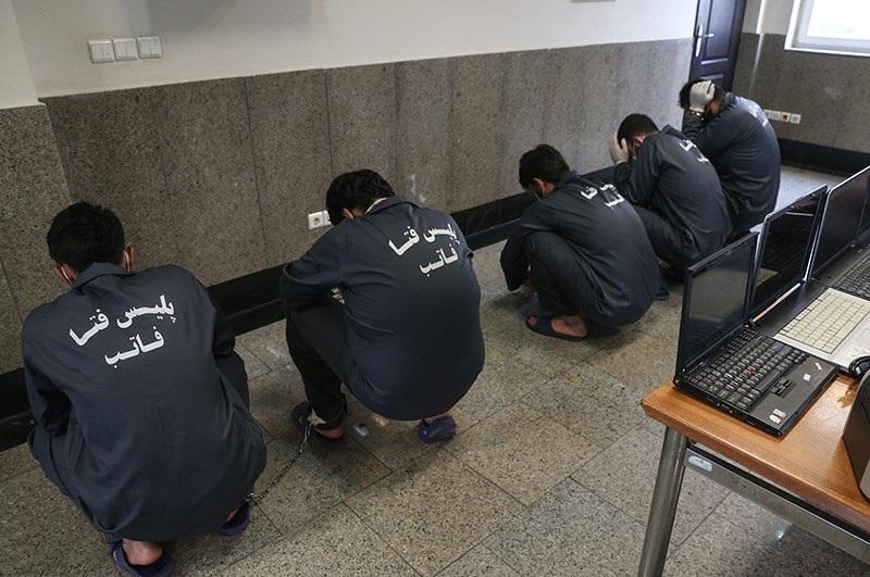93 باند مجرمانه در بوشهر منهدم شد ، کشف 1000 فقره انواع اموال سرقتی
