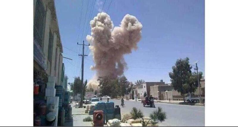 انفجار در قندهار با 46 کشته و زخمی
