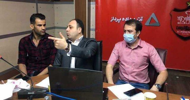 بیانیه باشگاه پرسپولیس درباره محرومیت آل کثیر