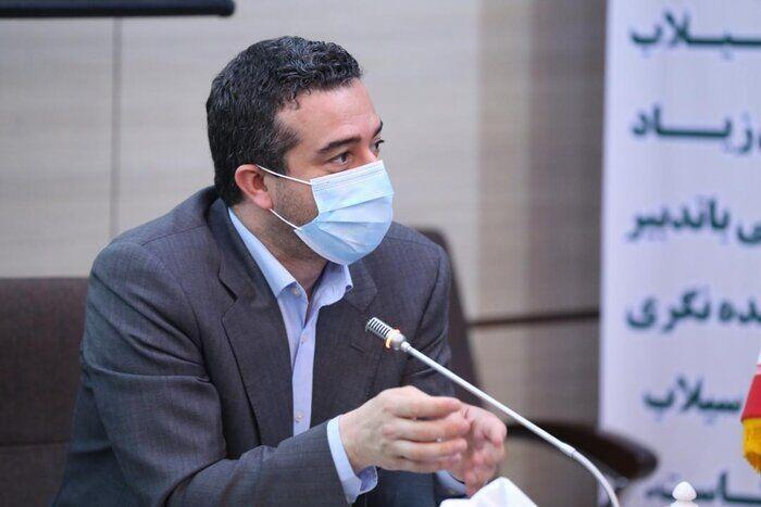 خبرنگاران رشد تعداد بیماران کرونایی در قزوین موجب خستگی تیم درمان شده است