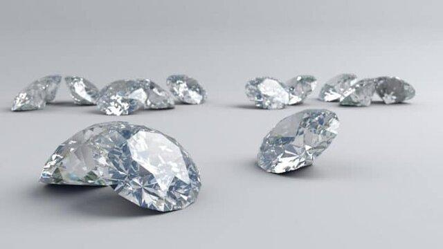 ساخت الماس در دمای اتاق تنها در چند دقیقه!