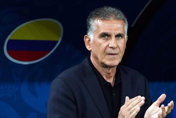 فدراسیون فوتبال کلمبیا در انتظار گزارش شکست های کارلوس کی روش
