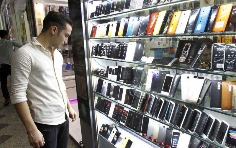 قیمت انواع گوشی امروز 23 آذر 99