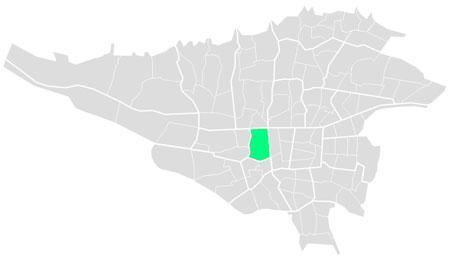 دفاتر پلیس +10 منطقه 10 تهران (آدرس و تلفن)