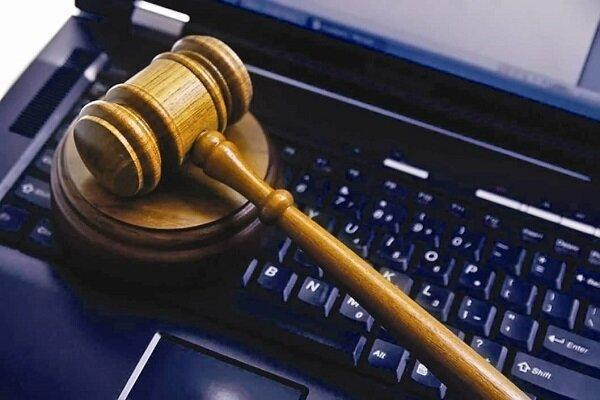 اپلیکیشن عدالت همراه رونمایی شد، راه اندازی دادگاه های آنلاین