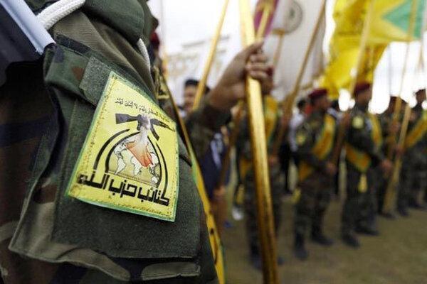 ما خواستار توقف فعالیت های نظامی آمریکایی ها در بغداد هستیم