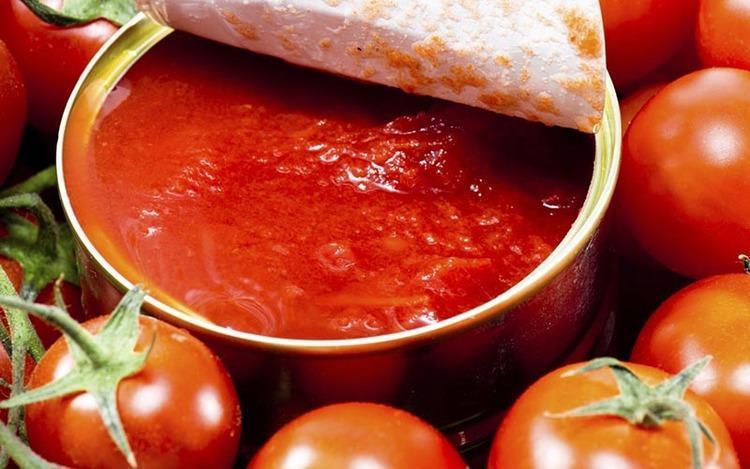 تغییرات یک ساله قیمت رب گوجه فرنگی