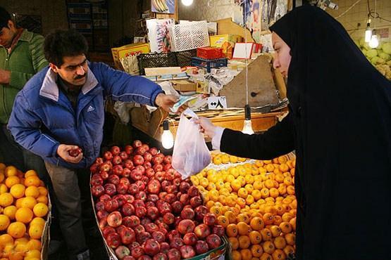 سیب، پرتقال و انگور؛ سه میوه اصلی در سبد میوه تهرانی ها