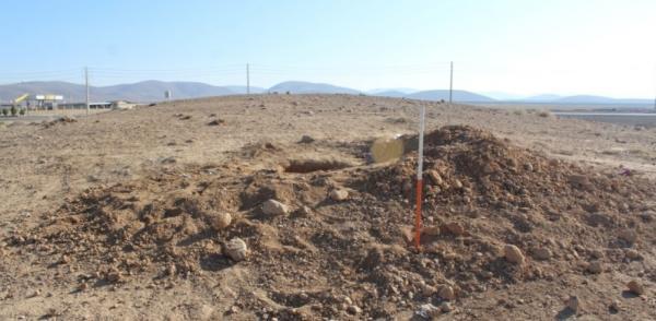 دستگیری یک باند حفاری در پاسارگاد