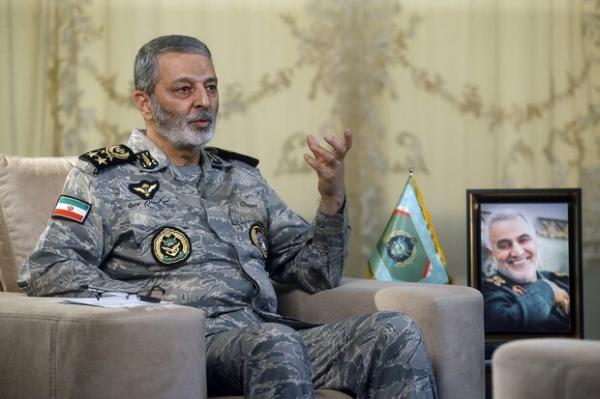 سرلشکر موسوی: ارتش قدرت برتر پهپادی منطقه است